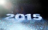 Sinal de ano novo. — Foto Stock
