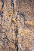 Colorfull sharp stone texture — Stock Photo