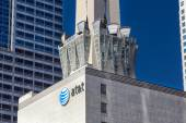 AT&T Tower Los Angeles — Stock Photo