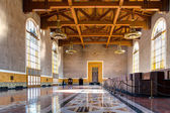 Union Station Los Angles, California — Stock Photo