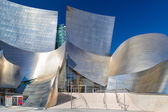 Walt Disney Concert Hall — Stock Photo