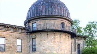 Washburn Observatory — Stock Video