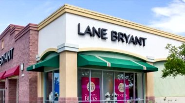 Lane Bryant store exterior — Video Stock