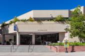 John Wooden Center on the campus of UCLA — Foto Stock