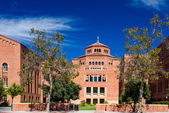 Powell Library on the campus of UCLA. — Stock Photo