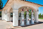 Vintage Union 76 Gas Station in the United States — Foto Stock
