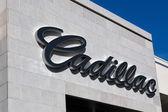 Cadillac Automobile Exterior — Stock Photo
