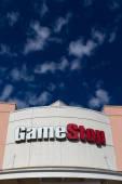 GameStop Store Exterior — Stock Photo