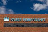 Kaiser Permanente Medical Care Building — Stock Photo