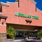 ������, ������: Dollar Tree Store Exterior