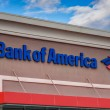 Bank of America Exterior — Stock Photo #60875927
