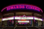 Edwards Cinema Exterior — Stock Photo
