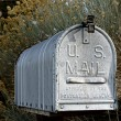 Distressed Rural Mailbox — Stock Photo #61258805