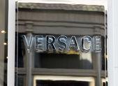Versace Retail Store Exterior — Стоковое фото