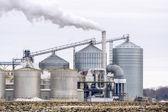 American Ethanol Refinery — Stock Photo