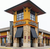P.F. Chang Restaurant Exterior — Stock Photo