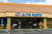 Carquest Auto Parts Store — Stock Photo