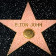 ������, ������: Elton John Star on the Hollywood Walk of Fame