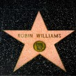 ������, ������: Robin Williams Star on the Hollywood Walk of Fame