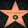 ������, ������: Julie Andrews Star on the Hollywood Walk of Fame