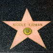 ������, ������: Nicole Kidman Star on the Hollywood Walk of Fame