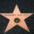 ������, ������: Barbara Walters Star on the Hollywood Walk of Fame
