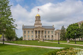 Iowa Old Capitol Building — Stock Photo