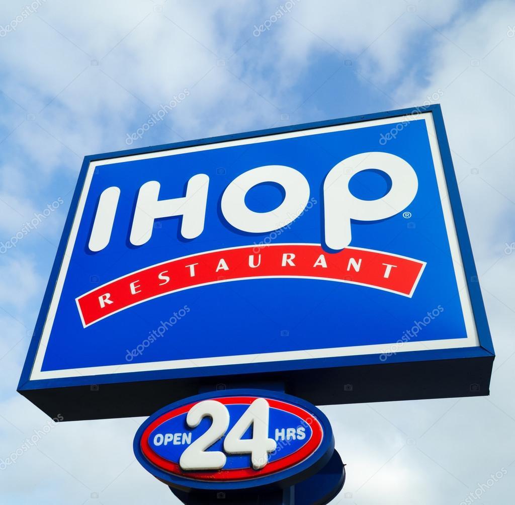 IHOP Restaurant Sign – Stock Editorial Photo © wolterke #87297788