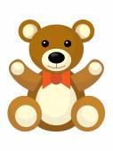 Cartoon bear — Stock Photo