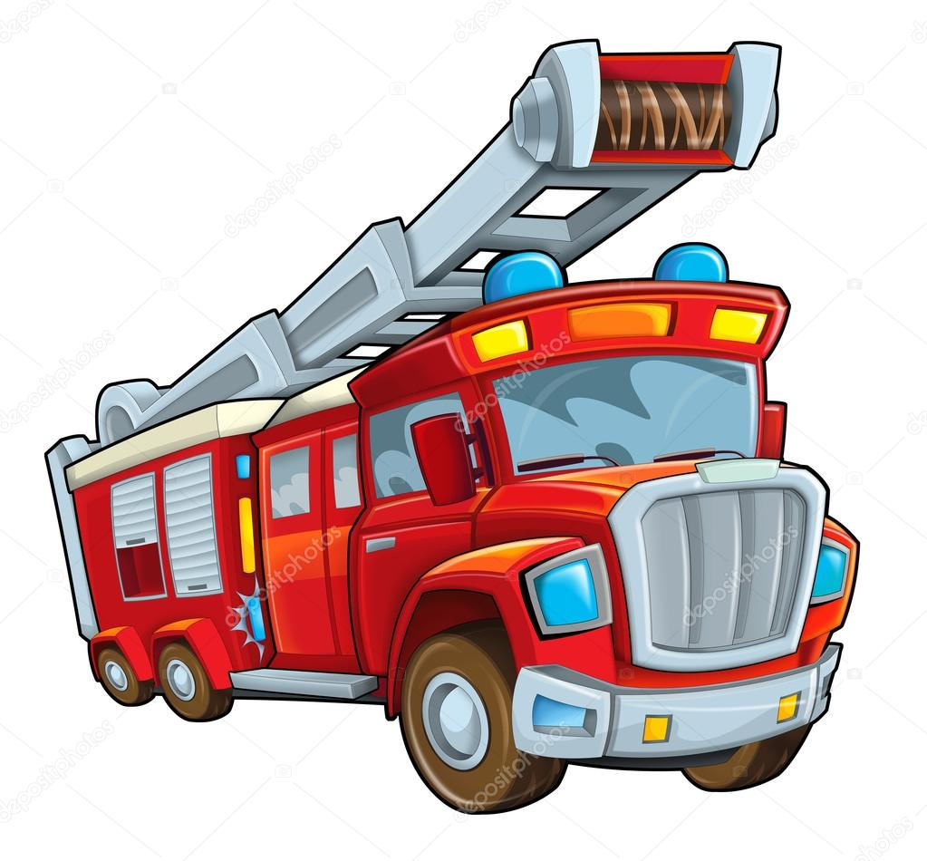 cartoon feuerwehrauto stockfoto  u00a9 illustrator hft 58880735 fire clip art free outline fire clip art free images