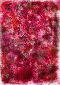 Dark red abstract watercolor background — Stock Photo