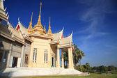 большой тайский ориентир храма в накхонратчасиме или korat — Стоковое фото