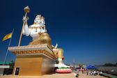En büyük brahma heykeli — Stok fotoğraf