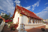 Ancient Thai temple in Korat or Nakhon Ratchasima — Stock Photo