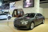 Bentley Flying Spur V8 car — Stock Photo
