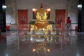 Statue di Buddha in Wat Phra pud in Phuket — Foto Stock