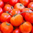 Photo of very fresh tomatoes — Stock Photo #61814145