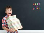 Volta ao conceito de escola — Fotografia Stock