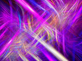 Trendy multicolor plasma in space — Stock Photo