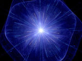 Big bang theory — Stock Photo