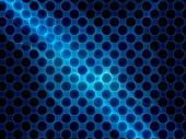 Nano grid — Stock Photo