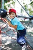 Active childhood — Stock Photo
