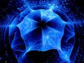 Singularity in space — Stock Photo