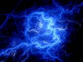 High energy electromagnetic field — Stock Photo