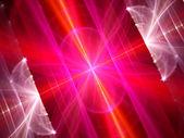 Colorful multidimensional energy field  — Stock Photo