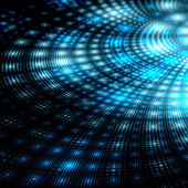 Technological singularity detail — Stock Photo
