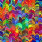 Gökkuşağı renkleri arka plan bulanık çizgilerle — Stok fotoğraf