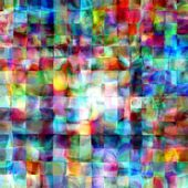 Art colorful glass water textured paint background — Photo