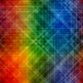 Abstract rainbow colors background with blurred lines — Stock Photo