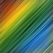 Abstract rainbow color blur art background — Photo